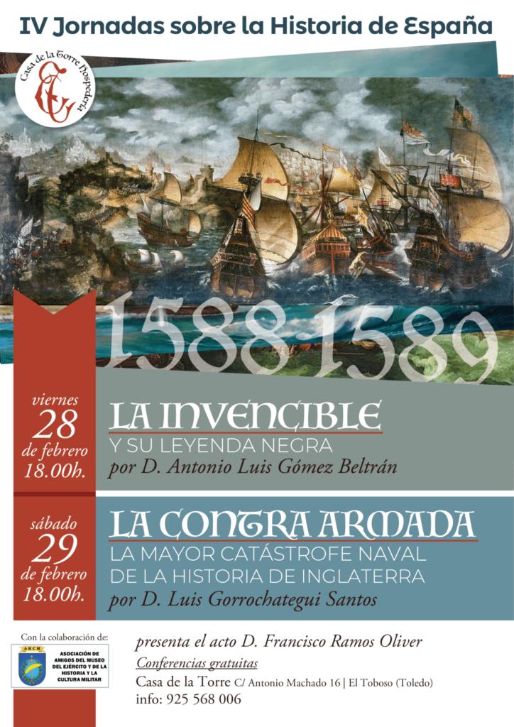 La invencible armada y la contra armada Conferencia de Historia Casa de la Torre