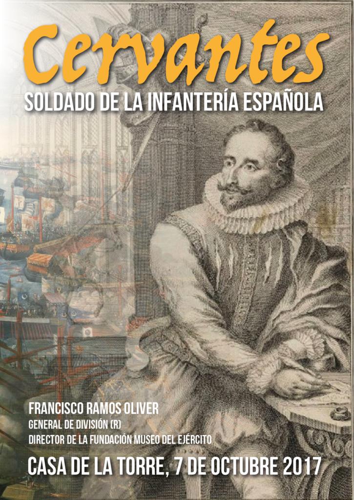 Cervantes soldado de la infanteria spagnola