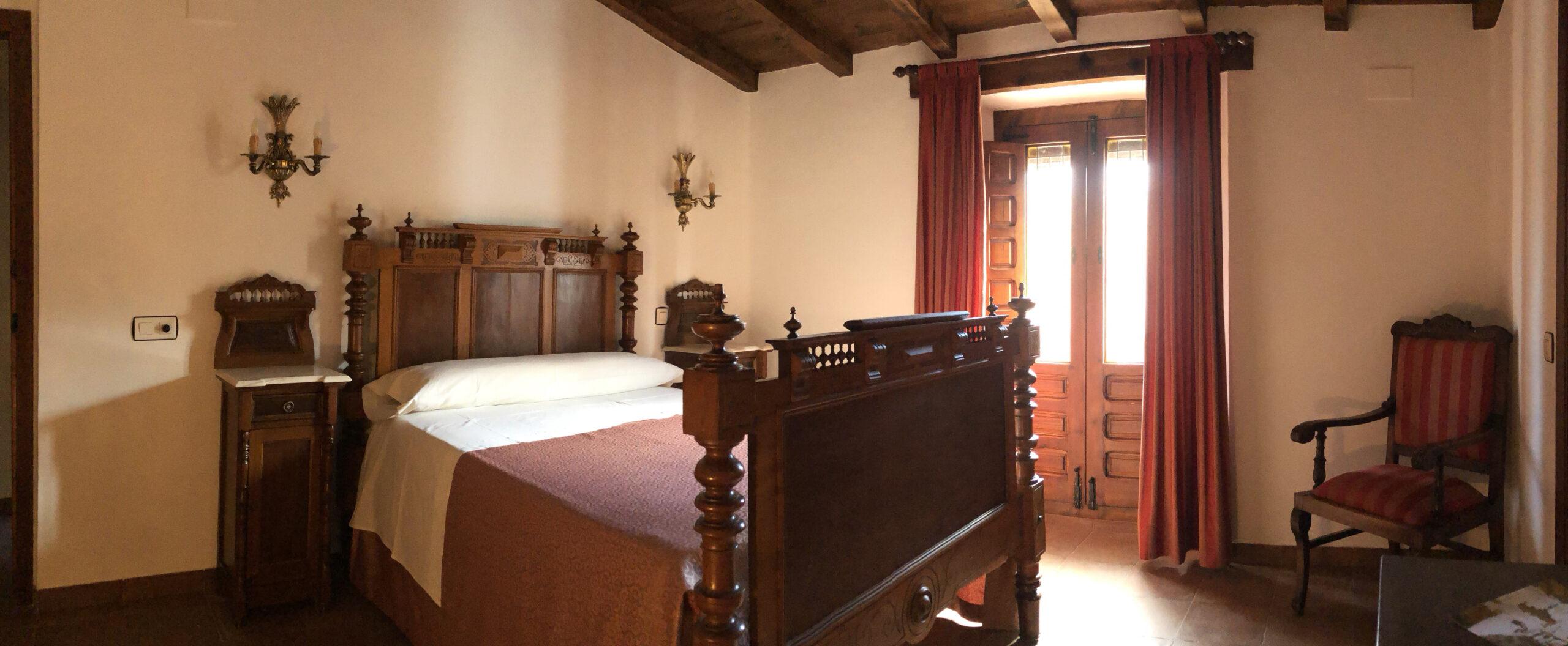 habitacion Rinconete y Cortadillo Casa de la Torre