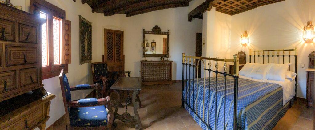 habitacion la Gran Sultana Casa de la Torre