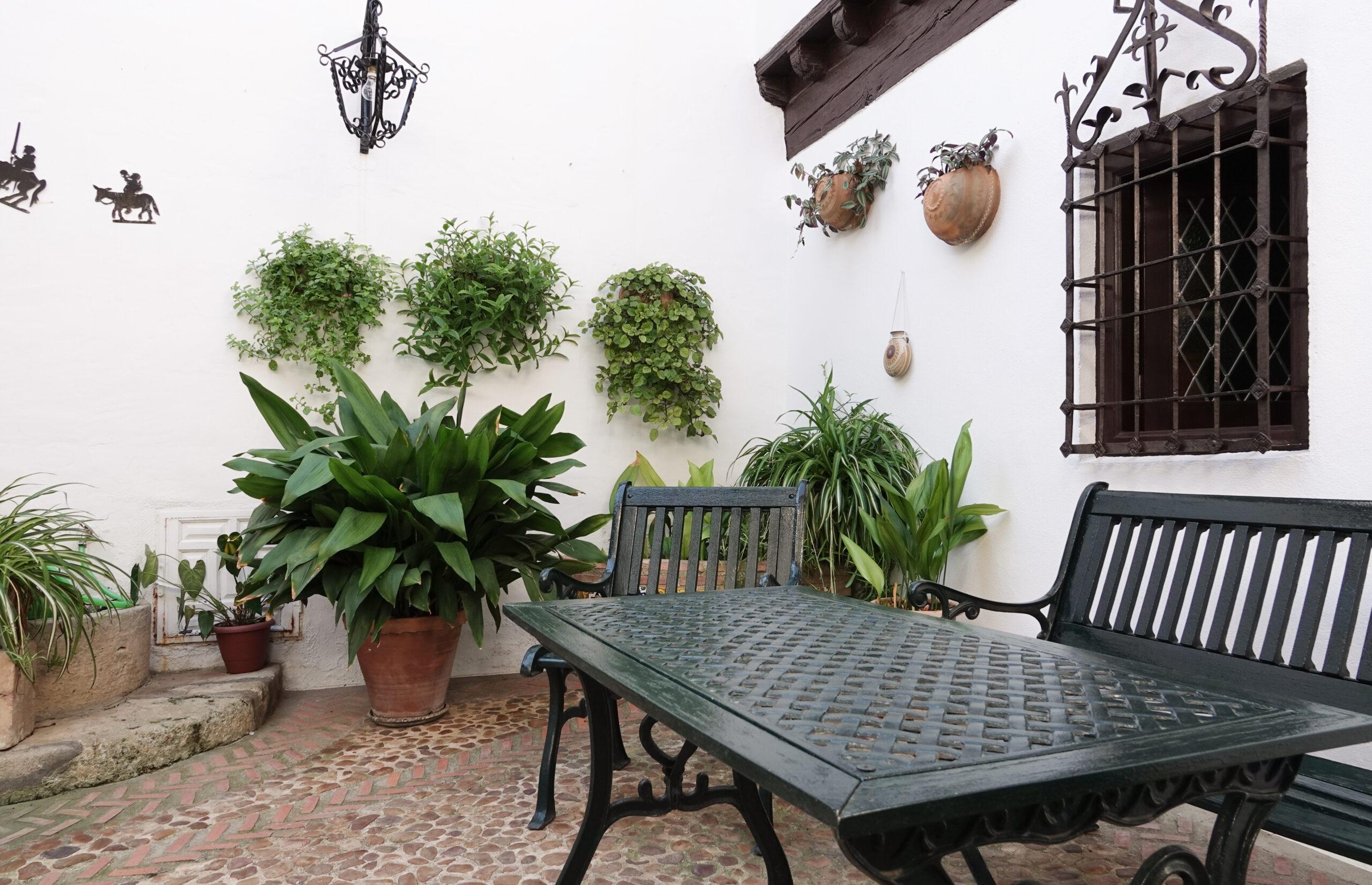 patio esterior Casa de la Torre 04