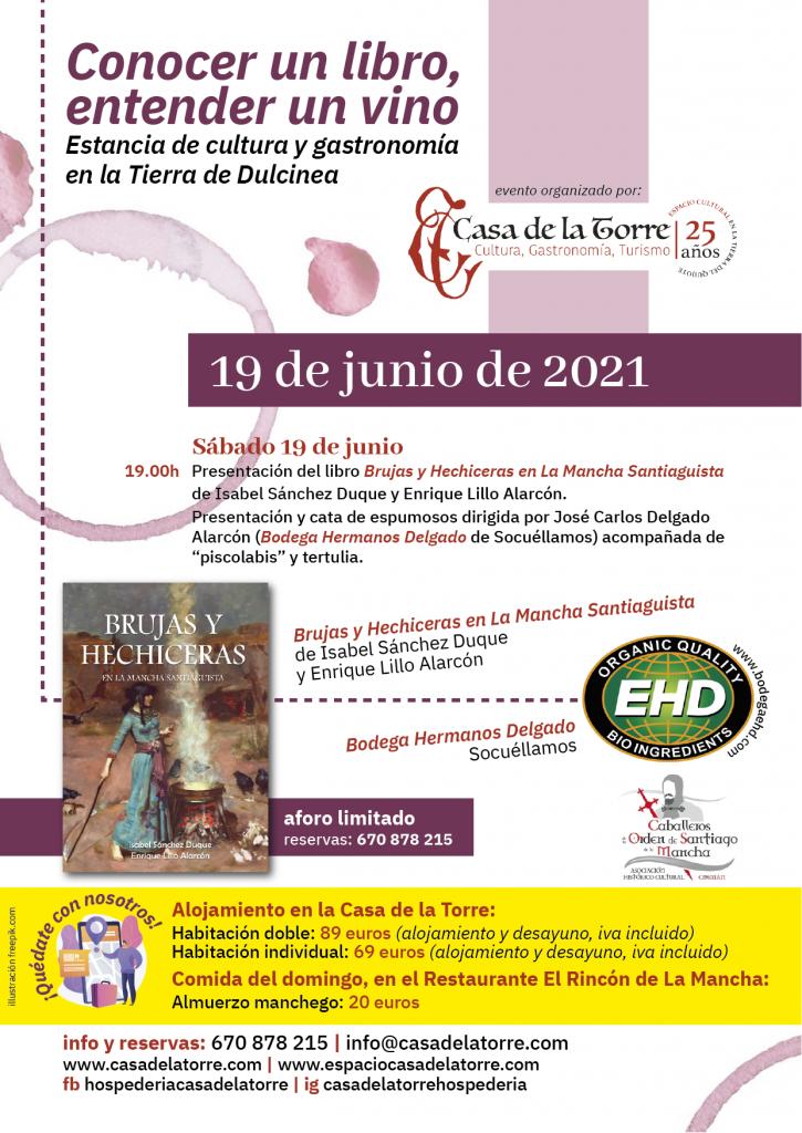programa actividades 19-20 de junio 2021