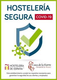 hospedaje seguro hospederia de espana